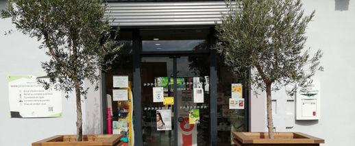 Pharmacie Frutier,Vélines