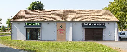 Pharmacie Frutier, Vélines