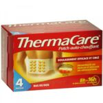THERMACARE, pack 4 à Vélines