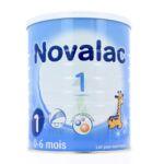 NOVALAC LAIT 1 BOITE 800G à Vélines