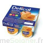 DELICAL NUTRA'POTE DESSERT AUX FRUITS, 200 g x 4 à Vélines