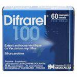 DIFRAREL 100 mg, comprimé enrobé à Vélines
