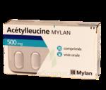 ACETYLLEUCINE MYLAN 500 mg, comprimé à Vélines