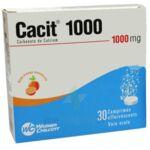 CACIT 1000 mg, comprimé effervescent à Vélines