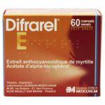 DIFRAREL E, comprimé enrobé à Vélines