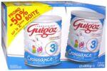 GUIGOZ LAIT CROISSANCE 3 2X800GR à Vélines
