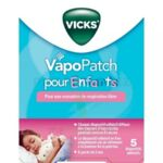 VICKS VAPOPATCH ENFANTS à Vélines