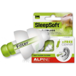 Bouchons d'oreille SleepSoft ALPINE à Vélines