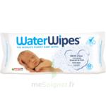 Waterwipes Lingette nettoyante bébé B/60 à Vélines
