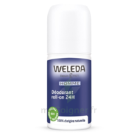 Weleda Déodorant Roll-on 24H Homme 50ml à Vélines