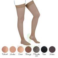 Venoflex Incognito Absolu 2 Bas Cuisse Femme Nude T3n à Vélines