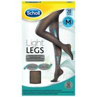 Scholl Light Legs™ Collants 20D Noir S à Vélines