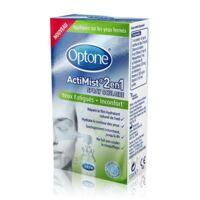 Optone Actimist Spray Oculaire Yeux Fatigués + Inconfort Fl/10ml à Vélines