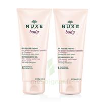 Nuxe Body Duo Gels Douche Fondants 200ml à Vélines