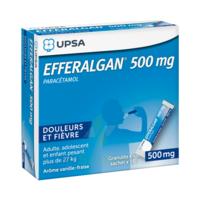 Efferalgan 500 mg Glé en sachet Sach/16 à Vélines