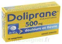 DOLIPRANE 500 mg Comprimés 2plq/8 (16) à Vélines