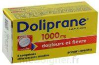 DOLIPRANE 1000 mg Comprimés effervescents sécables T/8 à Vélines