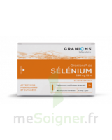 Granions De Selenium 0,96 Mg/2 Ml S Buv 30amp/2ml à Vélines