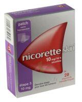 Nicoretteskin 10 mg/16 h Dispositif transdermique B/28 à Vélines