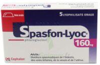SPASFON LYOC 160 mg, lyophilisat oral à Vélines