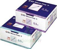 BD MICRO - FINE +, 0,3 mm x 8 mm, bt 100 à Vélines
