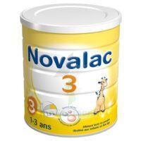 Novalac 3 Croissance lait en poudre 800g à Vélines