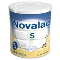 NOVALAC S 1, 0-6 mois bt 800 g à Vélines