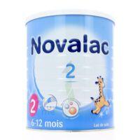 NOVALAC LAIT 2, 6-12 mois BOITE 800G à Vélines