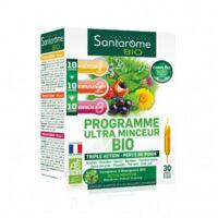 Santarome Bio Programme Ultra Minceur Solution Buvable 30 Ampoules/10ml à Vélines
