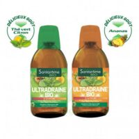 Ultradraine Bio Solution Buvable Thé Vert Citron Fl/500ml à Vélines
