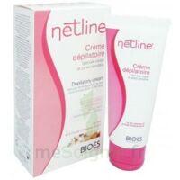 Netline Creme Depilatoire Visage Zones Sensibles, Tube 75 Ml à Vélines