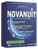 Novanuit Triple Action Comprimés B/30 à Vélines