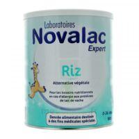 NOVALAC EXPERT RIZ Lait en poudre 0-36mois B/800g à Vélines