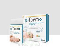 E-TORM Thermomètre axillaire connecté à Vélines