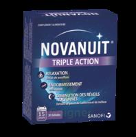 NOVANUIT Triple action Gélules B/30 à Vélines