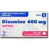 DIOSMINE ARROW 600 mg, comprimé pelliculé à Vélines