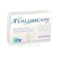 TERLOMEXIN 200 mg, capsule molle vaginale à Vélines