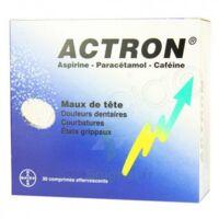 ACTRON, comprimé effervescent B/20 à Vélines