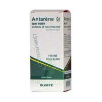ANTARENE 20 mg/ml NOURRISSONS ET ENFANTS, suspension buvable à Vélines