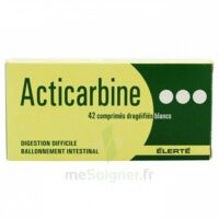 ACTICARBINE Comprimé enrobé B/42 à Vélines