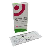 VITAMINE B12 THEA 0,05 POUR CENT (0,2 mg/0,4 ml), collyre en récipient unidose à Vélines