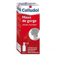 COLLUDOL Solution pour pulvérisation buccale en flacon pressurisé Fl/30 ml + embout buccal à Vélines