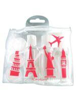 Kit flacons de voyage à Vélines