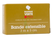 Marque Verte Bande Extensible 10cm X 4m Sous Cello à Vélines