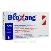 BLOXANG Eponge de gélatine stérile hémostatique B/5 à Vélines