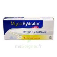 MYCOHYDRALIN 500 mg, comprimé vaginal à Vélines