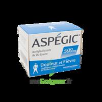 ASPEGIC 500 mg, poudre pour solution buvable en sachet-dose 20 à Vélines