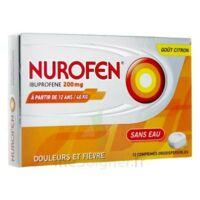NUROFEN 200 mg, comprimé orodispersible à Vélines