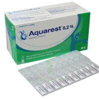 AQUAREST 0,2 %, gel opthalmique en récipient unidose à Vélines