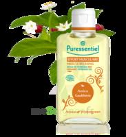Puressentiel Articulations & Muscles Huile de massage BIO** Effort Musculaire - Arnica - Gaulthérie - 100 ml à Vélines